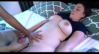 Busty Mom Fuck With Her Step-Son - Melanie Hicks