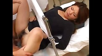 Medical exam turned into sex - LODJIE.COM/CLINIC