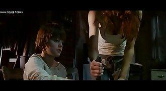 Alexandra Daddario - Big Boobs, Cleavage, Hard Nipples - Bereavement (2010)