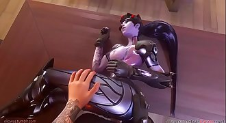 One of the best Widowmaker porno compilations ever made